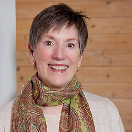 Kate Scollin Board President