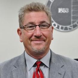 Stuart Fenton Board Secretary